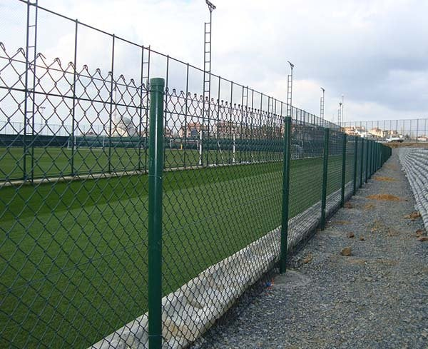 The Security Role Of The Wire Mesh Fences - Saglam Fence